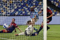 Hasil Napoli vs Cagliari di Pekan Keenam Liga Italia 2021-2022: I Partenopei Amankan Poin Penuh