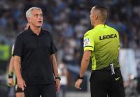 AS Roma Takluk dari Lazio, Jose Mourinho Salahkan Wasit dan VAR