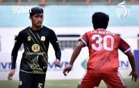 Babak Pertama PSM Makassar vs Barito Putera Berakhir Imbang 0-0