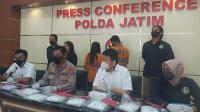 Pasutri Edarkan 3,9 Kg Sabu dan 3.000 Pil Ekstasi Ditangkap Polisi