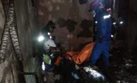 Rumah Terbakar, Ketua RT Tewas Terpanggang saat Selamatkan Anaknya di Lantai 2