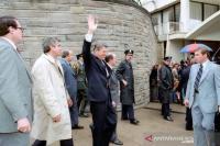 Penembak Presiden AS Ronald Reagan Bebas Tanpa Syarat