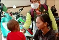 Bayi yang Dicat Silver Diamankan, Ternyata Ibunya Tak Tahu Anaknya Dipakai <i>Ngemis</i>