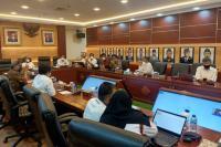 Gelar Rapat, Kemenag Bahas QR Code Sertifikat Vaksin Agar Terbaca di Arab Saudi
