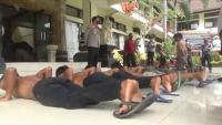 Viral! Sekelompok ABG Baku Hantam di Bali