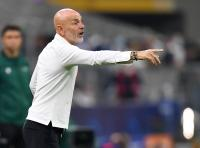 AC Milan Takluk dari Atletico Madrid, Stefano Pioli Kambing Hitamkan Wasit