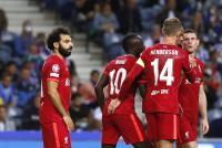 Liverpool Bantai Porto 5-1, Klopp Ngaku Mohamed Salah Dkk Sempat Kesulitan