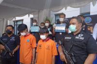 Mahasiswa Jadi Pengedar 1 Kg Sabu di Bali