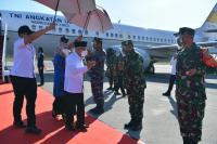 Kodam XVII/Cenderawasih Turut Andil Suksesnya Penutupan PON XX Papua