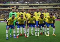 Brasil Libas Uruguay 4-1, Fred pun Tersenyum Lebar