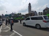 Ganjil Genap Diberlakukan, Begini Kondisi Lalin Jalur Puncak Bogor