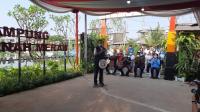 Resmikan Infrastruktur Kampung Tanah Merah, Anies: Alhamdulillah Janji Kita Tunaikan