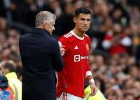 Leicester City vs Manchester United, Solskjaer Berencana Istirahatkan Cristiano Ronaldo?