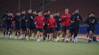 Genjot Persiapan Jelang Kualifikasi Piala Asia U-23 2022, Shin Tae-yong Tambah Porsi Latihan Timnas Indonesia U-23