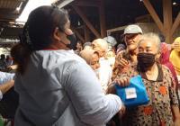 Pedagang Pasar Kliwon: Kegiatan Partai Perindo Meringankan Beban Rakyat Kecil