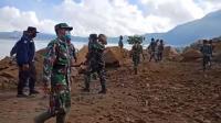 Alat Berat Masih Sulit Masuk, Penanganan Longsor di Bukit Abang, Bali Terhambat