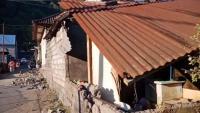 243 Rumah Warga Karangasem Rusak Berat Akibat Gempa Bali