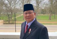 Ultah Ke-70, Prabowo: Puji Syukur Atas Berkah yang Dilimpahkan Tuhan