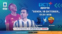 Jadwal Live Streaming Juventus vs AS Roma di RCTI+, Bianconeri Bakal Bungkam Serigala Ibu Kota?