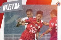 Gara-Gara Dibobol Carlos Fortes, Persija Jakarta Tertinggal 0-1 dari Arema FC di Babak Pertama