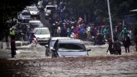 Diguyur Hujan Deras, Kota Samarinda Dikepung Banjir