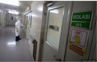 Pasien RSKI Covid-19 di Pulau Galang Melahirkan