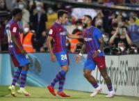 Hasil Barcelona vs Valencia di Pekan Kesembilan Liga Spanyol 2021-2022: Comeback, Blaugrana Menang 3-1