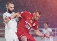Persija Jakarta Keok dari Arema FC, Begini Dalih Angelo Alessio