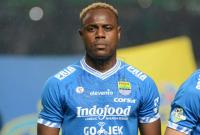 Victor Igbonefo Tak Main saat Persib Bandung Sikat Bhayangkara FC, Ini Alasannya