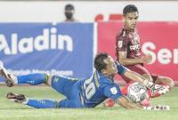 Hasil Persis Solo vs Hizbul Wathan FC di Liga 2 2021-2022: Laskar Samber Nyawa Menang 2-1