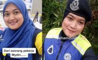Balikkan Hinaan, Wanita Mantan Kasir Sukses Jadi Polisi, Kisahnya Viral