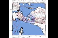 Gempa Magnitudo 4,6 Guncang Dogiyai Papua