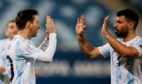 Gara-Gara Mauro Icardi Selingkuh, Lionel Messi Main Bareng Aguero di PSG per Januari 2022