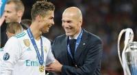 Gara-Gara Cristiano Ronaldo, Zinedine Zidane Resmi Jadi Pelatih Manchester United?