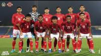 Timnas Indonesia U-23 vs Timnas Tajikistan U-23 Imbang 1-1 di Babak Pertama