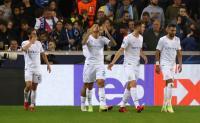 Cancelo dan Mahrez Bawa Man City Unggul 2-0 atas Club Brugge di Babak Pertama