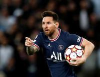 Magis Lionel Messi Bawa PSG Kalahkan RB Leipzig, Pochettino Yakin Les Parisiens Tambah Baik