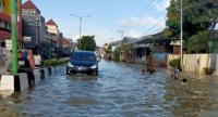 Sejumlah Kawasan di Kota Samarinda Masih Alami Banjir