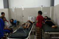 Makan Gorengan, Puluhan Pelajar di Lombok Tengah Keracunan
