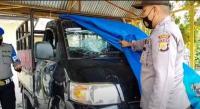 Diduga Dirampok, Bos Cokelat Hilang dan Mobilnya Ringsek Terparkir di Kebun Sawit