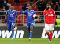 Hasil Spartak Moskow vs Leicester City di Liga Eropa 2021-2022: Drama Tujuh Gol Hiasi Kemenangan The Foxes