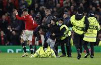 Jersey Ditarik Fans Penyelundup di Laga Man United vs Atalanta, Ini Respons Cristiano Ronaldo