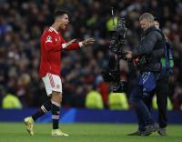 Cristiano Ronaldo Bantu Manchester United Menang Dramatis atas Atalanta, Solskjaer Tetap Dipecat?