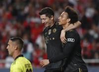 Bayern Munich Menang Besar atas Benfica di Liga Champions, Leroy Sane Sanjung Nagelsmann