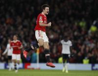 Man United Menang Comeback atas Atalanta, Maguire Girang Bisa Ikut Kontribusi Lewat Gol