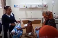 Tersiram Air Panas, Bocah 4 Tahun Dilarikan ke RS