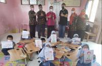Dukung Peningkatkan Minat Baca Anak, MNC Peduli Beri Peralatan Perpustakaan ke Madrasah Ibtidaiyah Mlilir