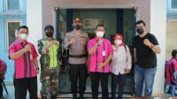 Perindo dan Dinkes Semarang Gelar Vaksinasi Covid-19