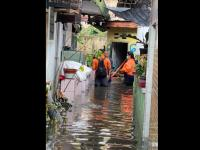 Hujan Deras, 230 Rumah di Malang Terendam Banjir
