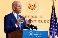 Biden: AS Akan Datang Mempertahankan Taiwan